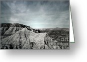 Rocky Mountain National Park Greeting Cards Greeting Cards - Mystic Mountain Greeting Card by Andrea Hazel Ihlefeld