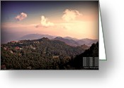 Nainital Photo Greeting Cards - Nainital Greeting Card by Greg Palmer