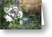 Protect Greeting Cards - Nature Greeting Card by Evie Cook