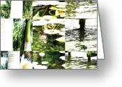 Robert C. Glover Jr Greeting Cards - Nature Scape 006 Greeting Card by Robert Glover