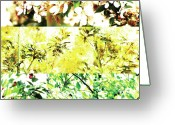 Robert C. Glover Jr Greeting Cards - Nature Scape 010 Greeting Card by Robert Glover