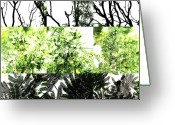 Robert C. Glover Jr Greeting Cards - Nature Scape 029 Greeting Card by Robert Glover