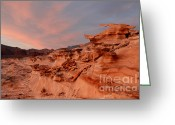 Hob Greeting Cards - Natures Artistry At Little Finland Greeting Card by Bob Christopher