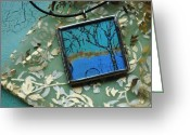 Sky Jewelry Greeting Cards - Natures Wisdom Greeting Card by Dana Marie