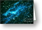 Outerspace Greeting Cards - Nebulae In Cygnus Greeting Card by Science Source