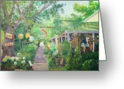 Store Fronts Greeting Cards - Needful Things Greeting Card by Ron Bowles