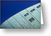 Bold Photo Greeting Cards - NEMO Science Center Greeting Card by Adam Romanowicz