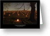 Antietam Greeting Cards - New York Monument 95 Greeting Card by Judi Quelland