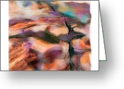 Canada Digital Art Greeting Cards - Northwinds Greeting Card by Bob Salo