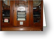 Music Box Greeting Cards - Nostalgic Wurlitzer Player Piano . 7D14400 Greeting Card by Wingsdomain Art and Photography