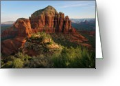 Az Greeting Cards - Nuns 06-33 Greeting Card by Scott McAllister
