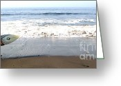 Beach Greeting Cards - Ocean Beauty Greeting Card by Stav Stavit Zagron