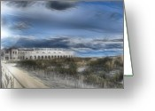 Kevin Sherf Greeting Cards - Ocean City MusicPier I Wuz There Greeting Card by Kevin  Sherf