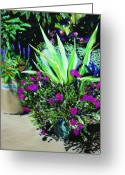 Beautiful Flowers Pastels Greeting Cards - October 8th Greeting Card by Paul Autodore