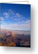 Grand Canyon Greeting Cards - Oh la la  Greeting Card by Alex Cassels