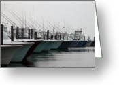 Nc Greeting Cards - Oregon Inlet Greeting Card by Kelvin Booker