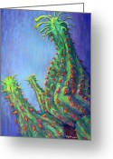 Realistic Pastels Greeting Cards - Ouch Greeting Card by Tanja Ware