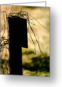 Outmoded Photo Greeting Cards - Overgrown Rules Greeting Card by Mike Flynn
