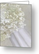 Chic Greeting Cards - Pale in Comparison Greeting Card by Robin-lee Vieira