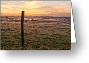 Kernow Greeting Cards - Peace And Tranquillity  Greeting Card by John Farnan