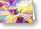 Christian Chapman Greeting Cards - Peace Greeting Card by Margie Chapman