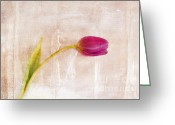 "\""flower Still Life\\\"" Greeting Cards - Penchant Naturel - 09c3t08 Greeting Card by Variance Collections"