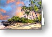 Lahaina Greeting Cards - Perfect Moment Greeting Card by Dominic Piperata