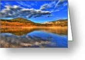 Wyoming Greeting Cards - Perfection Greeting Card by Scott Mahon