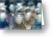 Perfumery Greeting Cards - Perfume Greeting Card by John Greim