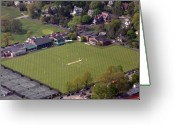 Germantown Photo Greeting Cards - Philadelphia International Cricket Festival PCC Greeting Card by Duncan Pearson