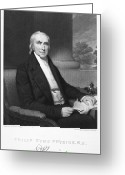 Autograph Greeting Cards - Philip Syng Physick Greeting Card by Granger