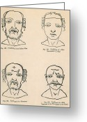 Physiognomy Greeting Cards - Physiognomy Greeting Card by Science Source