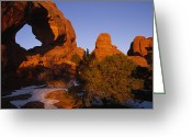 Utah Weather Greeting Cards - Picture 005 Greeting Card by Pdil