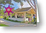 Socal Greeting Cards - Pinata  Greeting Card by Chuck Staley