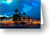 Lahaina Greeting Cards - Pioneer Inn Greeting Card by James Roemmling