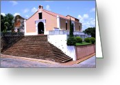 Puerto Rico Convent Greeting Cards - Porta Coeli Greeting Card by Carlos Felix