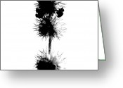 Window Prints Posters Greeting Cards - Prickles Of Us  Greeting Card by Jerry Cordeiro