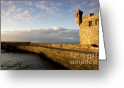 Canary Greeting Cards - Puerto de la Cruz - Tenerife - Canary Island - Spain Greeting Card by Fabrizio Troiani