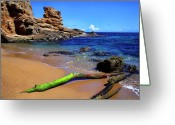Puerto Rico Greeting Cards - Puerto Rico Toro Point Greeting Card by Thomas R Fletcher