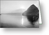 Nv Greeting Cards - Pyramid Lake Greeting Card by Jan Faul