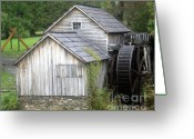 Most Photographed Photo Greeting Cards - Quiet Summer Days Greeting Card by Shannon Slaydon
