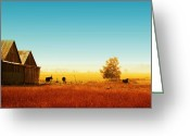"\""aimelle Photography\\\"" Greeting Cards - Rawdon Everyday Life Greeting Card by Aimelle"
