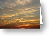 Sunrise Greeting Cards - Reach for the Sky 7 Greeting Card by Mike McGlothlen