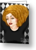 Resignation Greeting Cards - Regrets Greeting Card by Pauline Moore