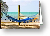 Bonnes Eyes Fine Art Photography Greeting Cards - Relax its The Beach Greeting Card by Bonnes Eyes Fine Art Photography