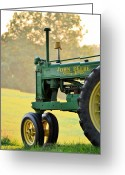 Model A Greeting Cards - Resting Greeting Card by JD Grimes