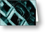 Chains Greeting Cards - Retired Greeting Card by Steven Milner