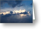 Biblical Greeting Cards - Revelation One-Seven Greeting Card by Glenn McCarthy Art and Photography