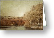 Autumn Photographs Greeting Cards - Rio Autumn Greeting Card by Andrea Hazel Ihlefeld