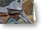 Club Greeting Cards - Riva Runabout Spotlight Greeting Card by Steven Lapkin